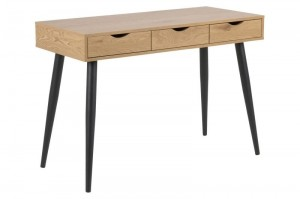 Biurko Neptun Wood/Black