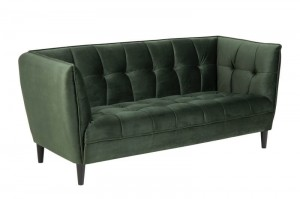 Sofa Jonna Velvet Forest Green